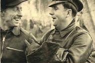 Asisbiz Aircrew Luftwaffe pilots Gustav Winkler and Gustav Salffner 01