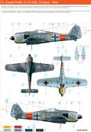 Asisbiz Focke Wulf Fw 190A8 6.JG300 (Y1+ ) Ewald Preiss Lobnitz 1944 0A