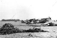 Asisbiz Focke Wulf Fw 190A8 7.JG300 (W14+ ) Erich Staschewski Lobnitz 1944 01