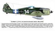Asisbiz Focke Wulf Fw 190A8 7.JG300 (W14+ ) Erich Staschewski Lobnitz 1945 02