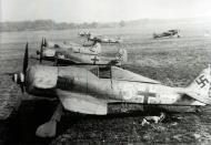 Asisbiz Focke Wulf Fw 190A8 7.JG300 (W5+ ) Holzkirchen Munich 1944 01