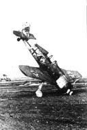 Asisbiz Focke Wulf Fw 190A8 8.JG300 (B4+ ) Victor Heimann Lobnitz 1944 01