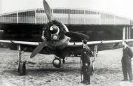 Asisbiz Focke Wulf Fw 190A8 JG300 Blue 13 Walter Dahl WNr 170994 Finsterwalde July 1944 01