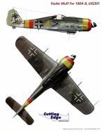 Asisbiz Focke Wulf Fw 190A8 Stab I.JG301 (4+ Germany 1945 0B