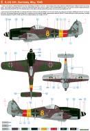 Asisbiz Focke Wulf Fw 190A9 7.JG301 Yellow 8 Halberstadt 1945 0B