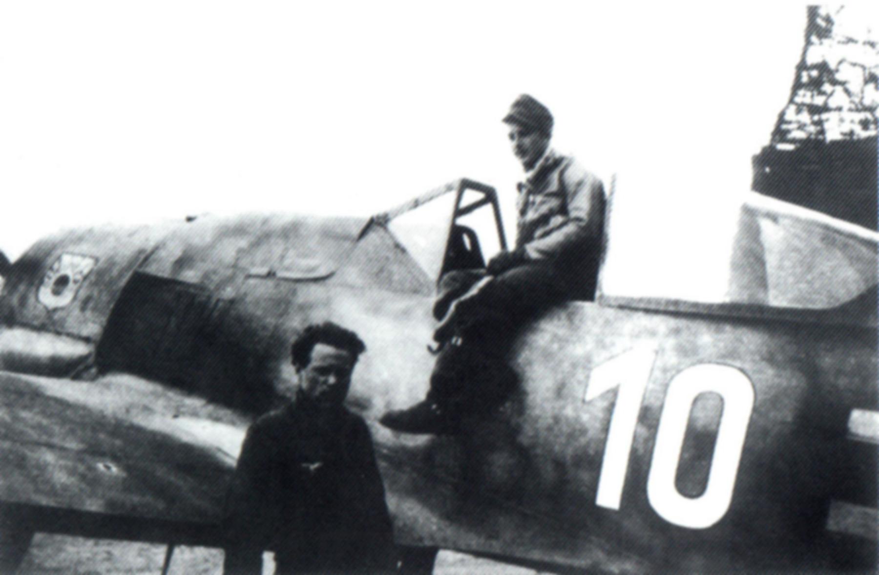Focke Wulf Fw 190A8 9.JG5 White 10 Artner Herdla Norway 1945 01