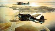 Asisbiz Focke Wulf Fw 190F8 9.JG5 (W10+o) painting 0A