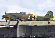 Asisbiz Airworthy Focke Wulf Fw 190A5 4.JG54 White A flyingheritage Everett 05