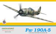 Asisbiz Box art Focke Wulf Fw 190A 5.JG54 (B7+ ) Emil Lang Russia 1943 0A