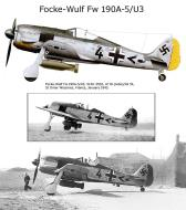 Asisbiz Focke Wulf Fw 190A 10.JG54(Jabo) Blue 4 WNr 0532 St Omer Wizernes France 1943 0C