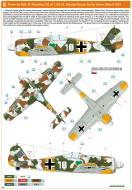 Asisbiz Focke Wulf Fw 190A4 1.JG54 White 10 Walter Nowotny Staraja Russa Russia March 1943 0B