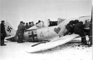 Asisbiz Focke Wulf Fw 190A4 3.JG54 Yellow 4 was shot down near Leningrad 1943 01