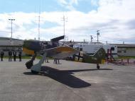 Asisbiz Focke Wulf Fw 190A5 4.JG54 White A flyingheritage Everett 03
