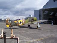 Asisbiz Focke Wulf Fw 190A5 4.JG54 White A flyingheritage Everett 04