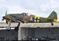 Asisbiz Focke Wulf Fw 190A5 4.JG54 White A flyingheritage Everett 05