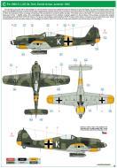 Asisbiz Focke Wulf Fw 190A5 4.JG54 White K Orel Soviet Russia 1943 0C