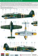 Asisbiz Focke Wulf Fw 190A5 5.JG54 (B5+ ) Max Stotz Russia 1943 0B