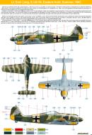 Asisbiz Focke Wulf Fw 190A5 5.JG54 (B7+ ) Emil Lang Russia 1943 0B