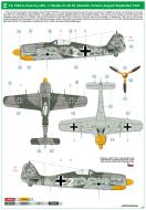 Asisbiz Focke Wulf Fw 190A8 IV.JG1 White 2 Julius Handel Poland Aug Sep 1944 0B