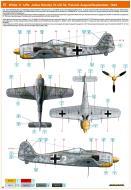 Asisbiz Focke Wulf Fw 190A8 IV.JG1 White 2 Julius Handel Poland Aug Sep 1944 0C