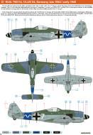 Asisbiz Focke Wulf Fw 190A9 13.JG54 (W7+~) WNr 750114 Germany 1944 0B