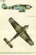 Asisbiz Focke Wulf Fw 190G2 SG1 Red T Deblin Irena Poland 1943 0A