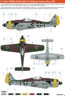 Asisbiz Focke Wulf Fw 190A9 Stab SG10 (+I WNr 205998 Saltzburg Austria 1945 0B