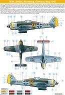 Asisbiz Focke Wulf Fw 190A8 6.SG2 Yellow 14+ Germany 1945 0A