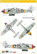 Asisbiz Focke Wulf Fw 190F8 SG2 Winkel Red 2 Hungary winter 1944 1945 0B