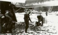 Asisbiz Focke Wulf Fw 190A6 ST1 pilots getting ready for another mission Dortmund Germany 1944 01