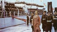 Asisbiz Adolf Hitler inspecting German Navy Operation Sealion France 1940 01