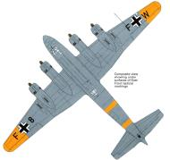 Asisbiz Focke Wulf Fw 200C Condor 12.KG40 (F8+FW) broken back 1942 0B