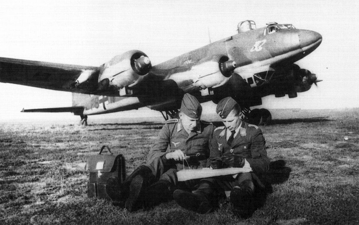 Focke Wulf Fw 200C Condor KG40 Bordeaux 1943 01