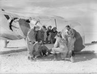Asisbiz Gladiator II N5786 RAAF 3Sqn near Sollum Egypt before British assault on Bardia Operation COMPASS IWM CM355
