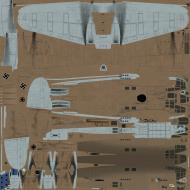 Asisbiz COD EH Heinkel He 111H3 Geschwader Stab StG3 Derma Libya 1941 SNM
