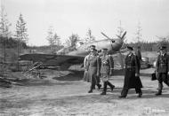 Asisbiz Heinkel He 111 FdF Generaloberst Keller visit Mensuvaaran 13th Aug 1942 03