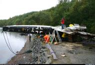 Asisbiz Heinkel He 111H recently rescued from lake 04