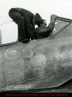 Asisbiz Luftwaffe Kommandeur II.JG301 Oblt Roderich Cescotti in Fw 190D9 Stendal Apr 1945 01