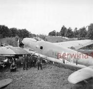 Asisbiz Heinkel He 111 9.KG26 1H+AT being salvaged Trondheim Vaernes Norway ebay1