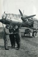 Asisbiz Heinkel He 111B KG26 White 78 location unknown 02