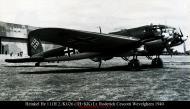 Asisbiz Heinkel He 111H 2.KG26 1H+KK Lt. Roderich Cescotti Wevelghem 1940 01