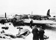 Asisbiz Heinkel He 111H 2.KG26 1H+KK shot down England 1940 01