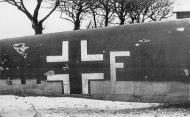 Asisbiz Heinkel He 111H 4.KG26 1H+FM shot down England 1940 03