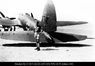 Asisbiz Heinkel He 111H 5.KG26 1H+GN WNr 4139 Athens 1941