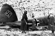 Asisbiz Heinkel He 111H1 5.KG26 1H+BN Norwegian Campaign 1940 01