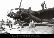 Asisbiz Heinkel He 111H6 5.KG26 1H+CN North Africa