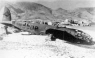 Asisbiz Heinkel He 111H6 6.KG26 1H+BP crash landed Spain 1942 01