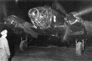 Asisbiz Heinkel He 111P KG26 carring a SC1000 warms up its engines prior to take off 01