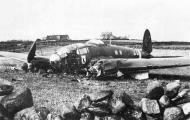 Asisbiz Heinkel He 111P KG26 shot down Northern Europe 01