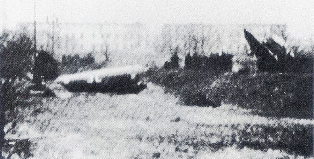 Werner Molders was killed as a passenger in this He 111 1G+BT which crashed Nov 22 1941 01